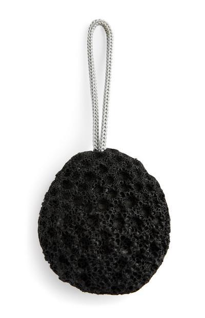 Charcoal Body Sponge
