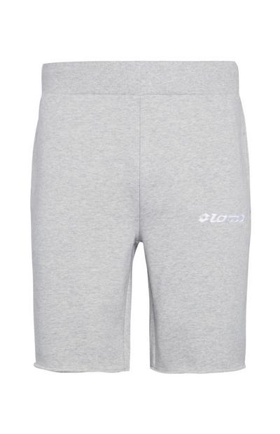 Gray Lotto Cycling Shorts