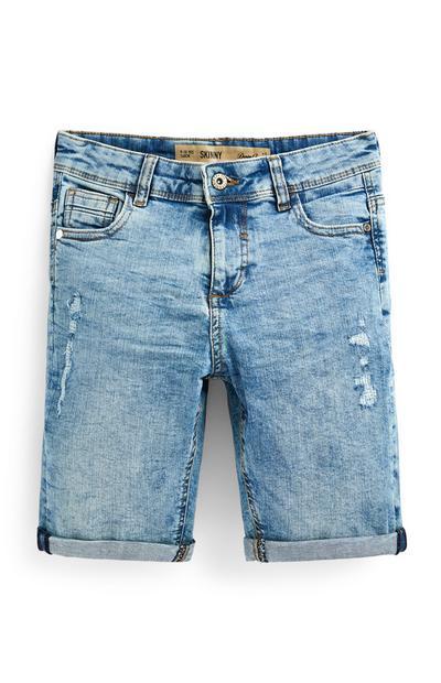 Older Boy Denim Shorts