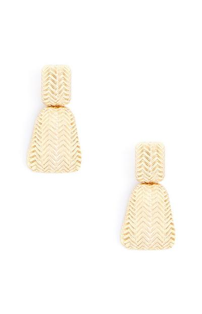 Chunky Drop Earrings