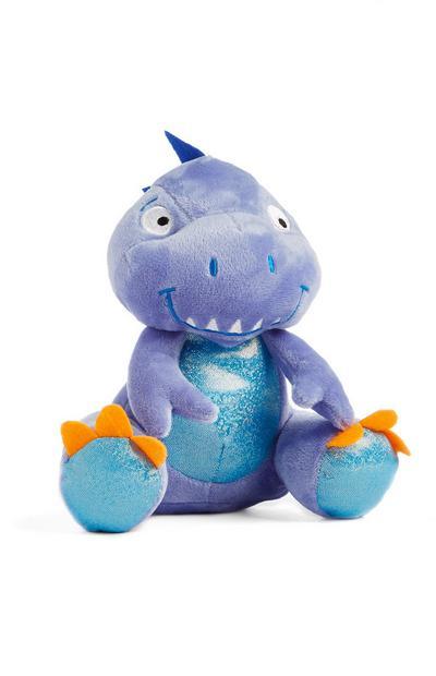 Purple Dinosaur Toy