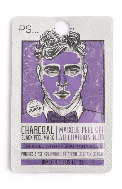 Charcoal Black Peel Mask