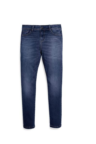 Older Boy Blue Skinny Denim Jeans