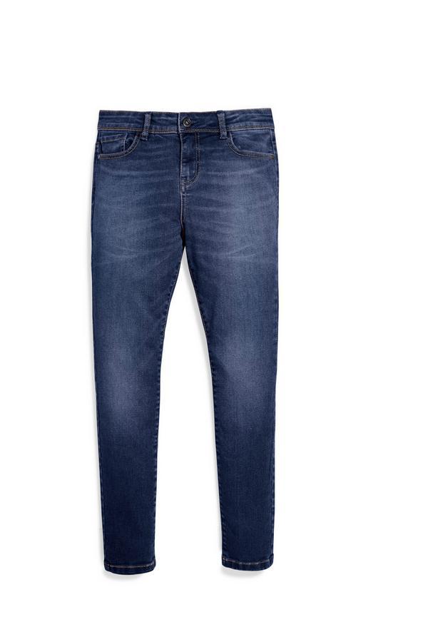 Older Boy Blue Skinny Denim Jeans