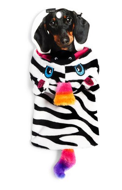 Completo zebrato per animali
