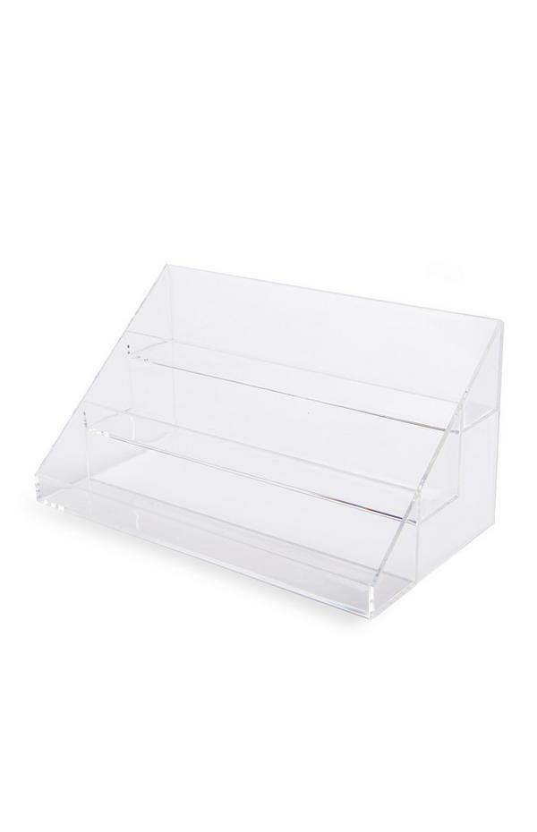 PS Clear Nail Polish Storage Shelf