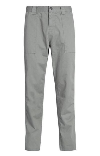 Pantalón Carpenter color caqui claro