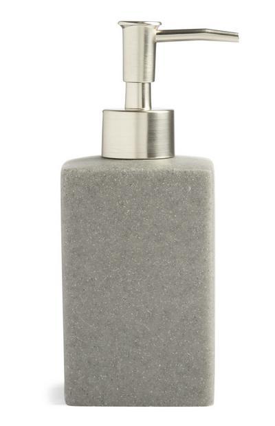 Grey Stone Dispenser