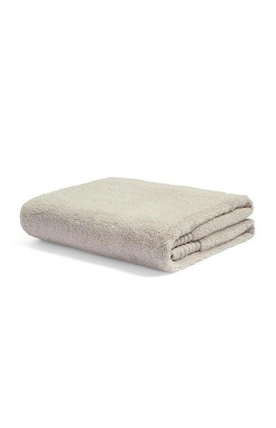 Tan Luxury Hand Towel