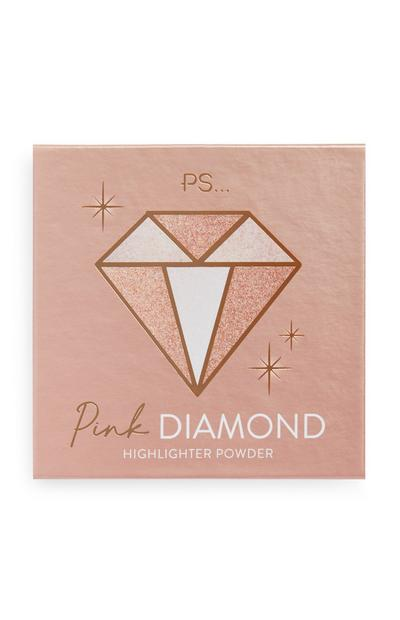 Pink Diamond Highlighter Powder
