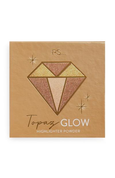 """Topaz Glow"" Highlighter-Puder"