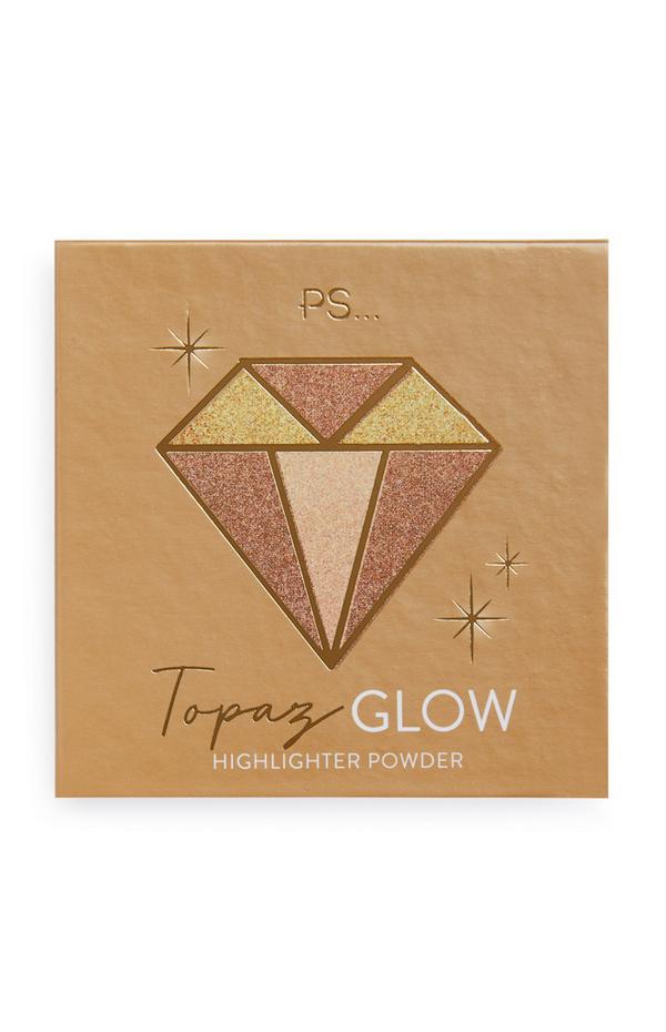 Topaz Glow Highlighter Powder