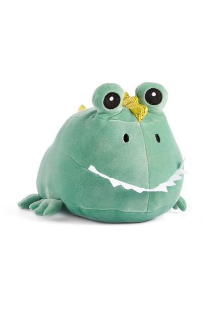 Velika zelena plišasta igrača Newt