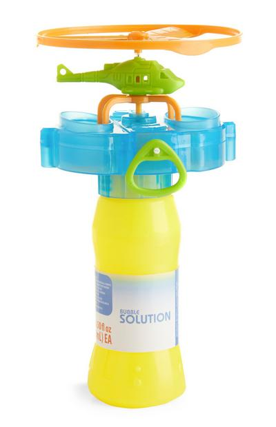 Bubble Copter Toy