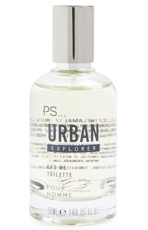 Geurtje Urban Explorer 50 ml