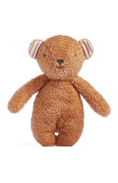 Brown Plush Bear