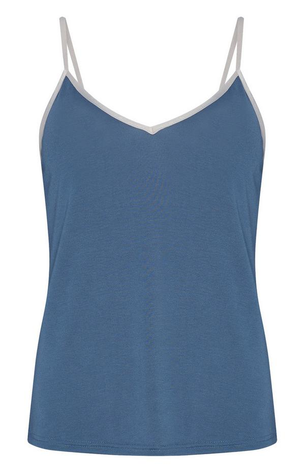 Blue Modal Cami