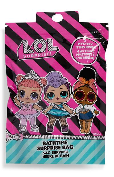 Sac de bain surprise LOL Dolls