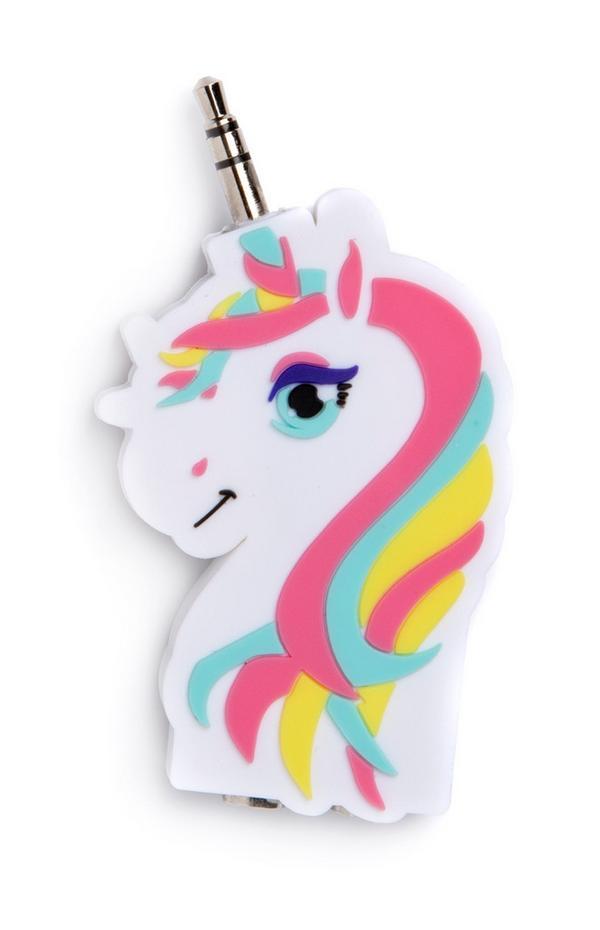 Unicorn Earphone Splitter
