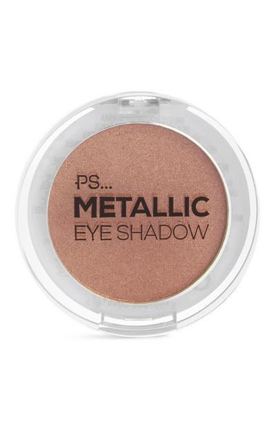 PS Pro Rose oogschaduw goudkleurig metallic