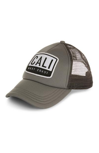 Grey Cali West Coast Truck Cap