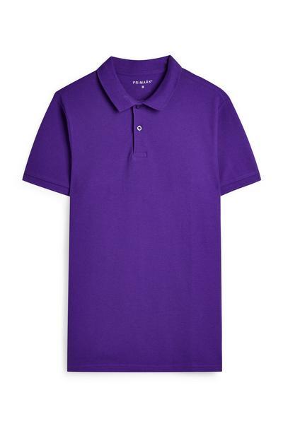 Polo violet