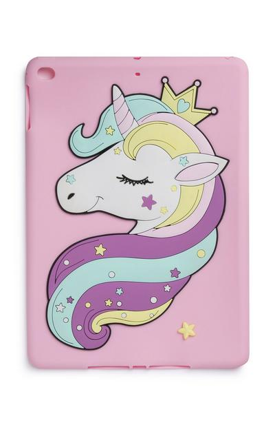 Purple Unicorn Tablet Cover