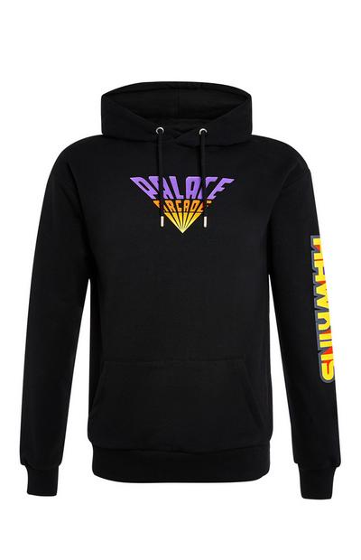 Black Stranger Things Palace Arcade Hoodie