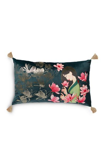 Disneys Mulan Oblong Cushion