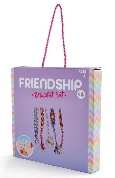 Lot de bracelets d'amitié