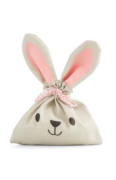 Gray Rabbit Candy Bag