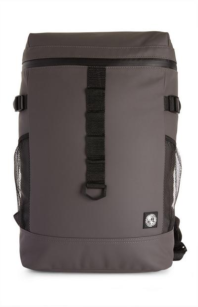 Gray Fusebox Backpack