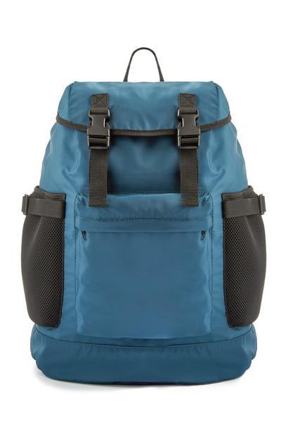 Blauer Utility-Rucksack