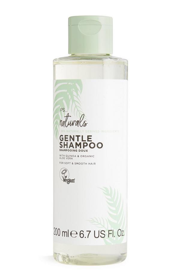 Zachte shampoo Naturals