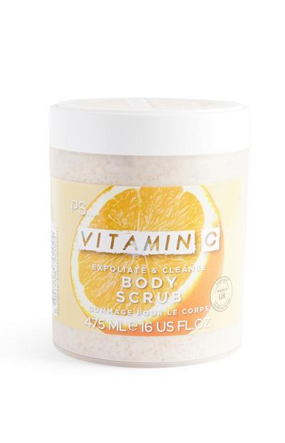 Esfoliante corporal PS Vitamin C