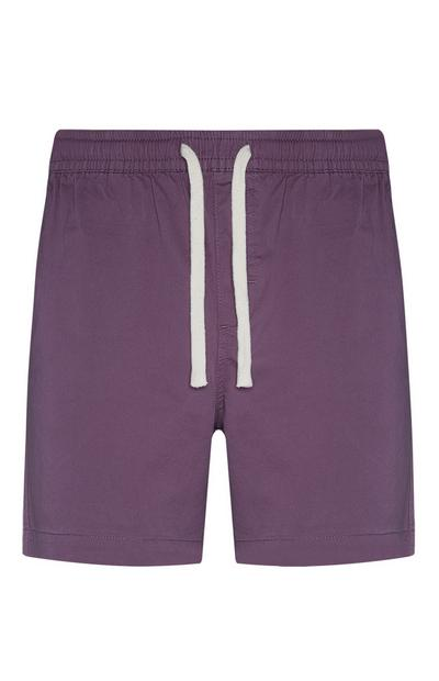 Lila Premium-Shorts