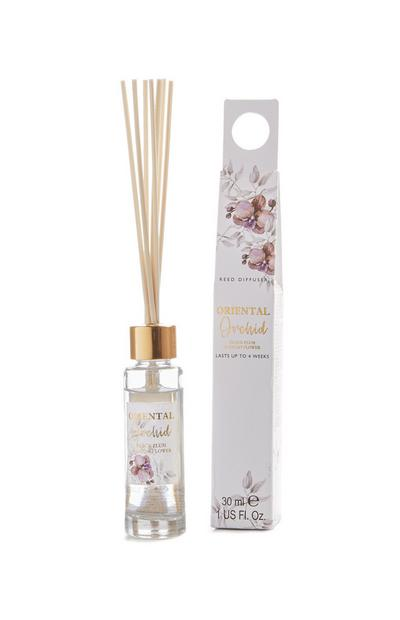 Black Plum And Caco Flower 30Ml Reed Diffuser