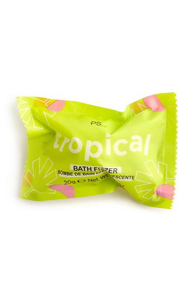 Mini Tropical Bath Fizzer