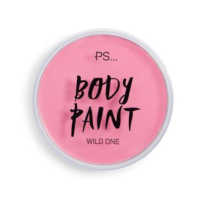 Roze bodypaint