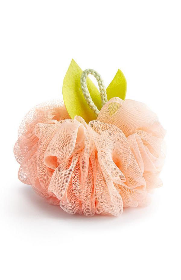 SD Beauty Peachy Shower Puff