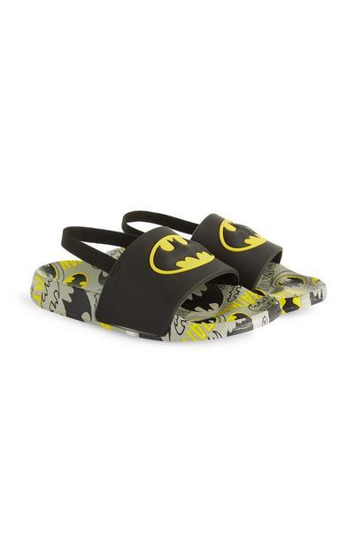 Batman-slippers voor jongens