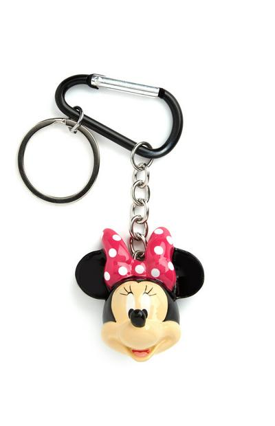 Minnie Mouse Keyring