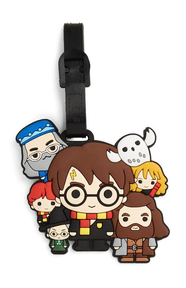 Étiquette à bagage Harry Potter
