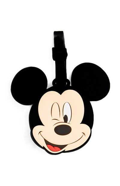 Mickey Mouse Luggage Tag