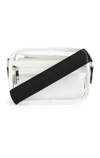 Clear Crossbody Camera Bag