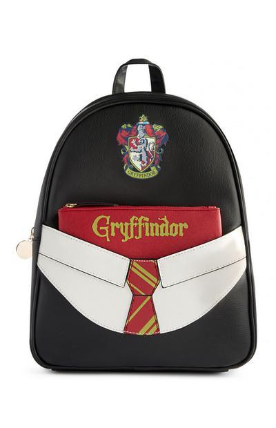Zaino Gryffindor Harry Potter con astuccio rimovibile