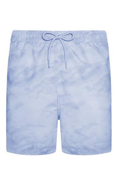 Lilac Tie Dye Swim Shorts