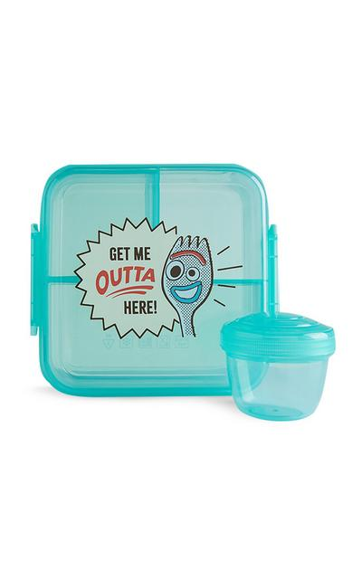 Blauwe lunchbox Toy Story Forky