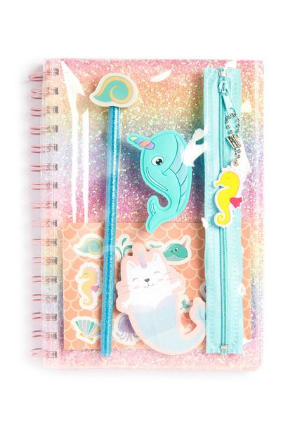 Under The Sea Notebook And Stationery Set