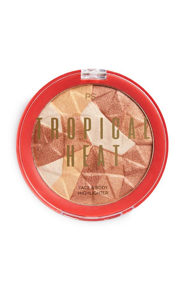 Face and Body Bronze Highlighter